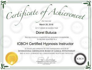 Instructor Hipnoza